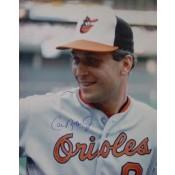 Cal Ripken Jr Autographed Photo