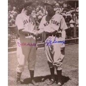 Lefty Gomez and Carl Hubbell Autographed Photo
