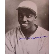 Cool Papa Bell Autographed Photo