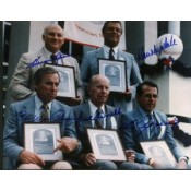 1984 Baseball Hall of Fame Class Autographed Photo