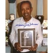 Judy Johnson Autographed Photo