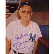 Lefty Gomez Autographed Photo