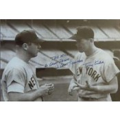 Tony Kubek Autographed Photo with Inscription