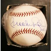 Brooks Robinson Autographed Baseball HOF