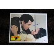 "16x20 Mint Condition Hobby Card from the movie ""The Greatest"" signed by Muhammad Ali   Comes with Letter of Authenticity"