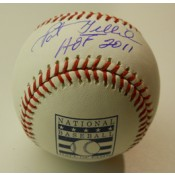 Pat Gillick Autographed Official HOF Baseball