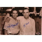 Yogi Berra and Phil Rizzuto Autographed Photo