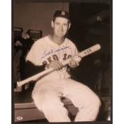 Ted Williams 400 Homeruns Autographed Photo